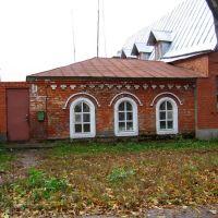 Дом местного жителя на ул.Гагарина, Рассказово