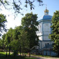Церковь Иоанна Богослова, Рассказово