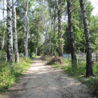 Рассказовское кладбище, Рассказово