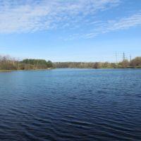 Ponds blue surface, Рассказово