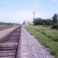 ЖД Вокзал, Ржакса