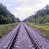 Железная дорога (фото 1), Ржакса