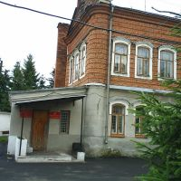 military registration and enlistment office :), Староюрьево