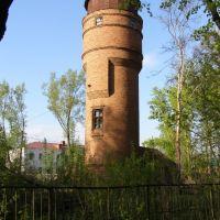 Водонапорная башня, Староюрьево