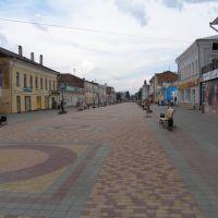 Праздничная ул. Коммунальная. 12.06.2009, Тамбов