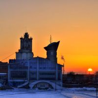 Закат на спартаке, Тамбов