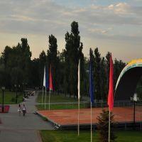 концертная площадка, Тамбов