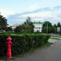 Пожарный гидрантъ., Тамбов