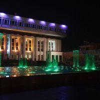 ул.Интернациональная,14: фонтан; 21.10.2011, Тамбов