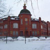Епархия. 14-03-2005, Тамбов