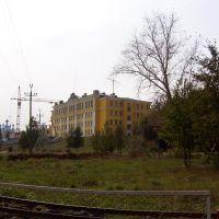 Дворец Пионеров. 23-09-2004, Тамбов