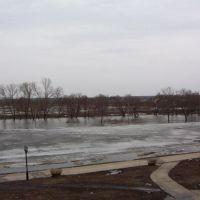 Весенний разлив Цны. 11-04-2005, Тамбов