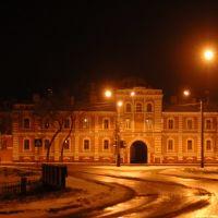 Хорошо в Тамбове ночью в ноябре!, Тамбов