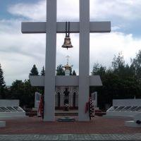 Площадь Победы, Токаревка