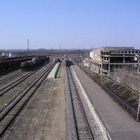 Ж/д вокзал, Уварово