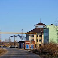Новый ж/д вокзал, Уварово