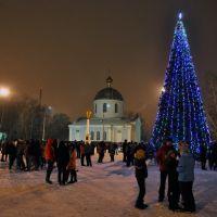 Христорождественская церковь г. Уварово, Уварово