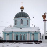 Христорождественский храм в Уварово, Уварово