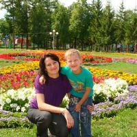 аллея цветов, Альметьевск