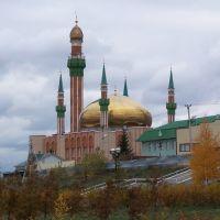 Әлмәт. Мусульманский религиозный центр им. Ризы Фахретдина, Альметьевск
