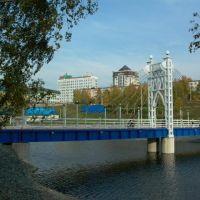 The city bridge, Альметьевск