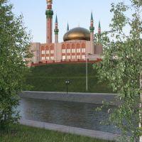The spiritual - educational center, Альметьевск