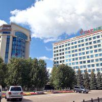 Office Tatneft, Альметьевск