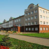 Institute of oil and gas, Альметьевск