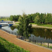 The cascade of ponds, Альметьевск