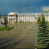 The central area, Альметьевск