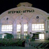 Вокзал Агрыза, Агрыз