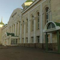 вокзал, Агрыз