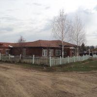 Бывшее училище №105, Агрыз