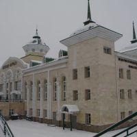 Агрызский вокзал, Агрыз