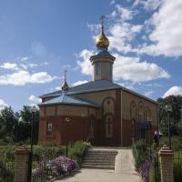 Церковь Воскресения Христова в Агрызе, Агрыз