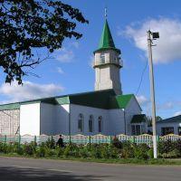 Мечеть, В Агрызе, востановлена., Агрыз