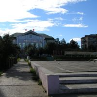 Здание Администрации, Город Агрыз, Агрыз