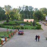 Зона отдыха Локомотивного депо. станции Агрыз, Агрыз