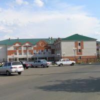 Общеобразовательная школа№3. бывшая№76, Агрыз