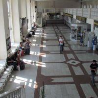 ЖД вокзал в г. Агрыз, вид внутри., Агрыз