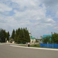 Мечеть Азнакаево, Азнакаево