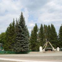 Памятник погибшим в Афганистане, Азнакаево