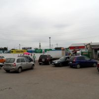 Азнакаевский рынок, Азнакаево