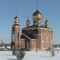 Храм преподобного Сергия Радонежского., Актюбинский