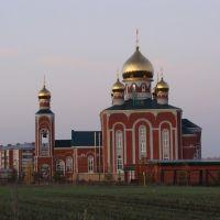 Храм в п. Актюба., Актюбинский