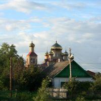 Церковь в Алексеевском, Алексеевское