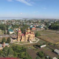 Храм Воскресения Христова, Алексеевское