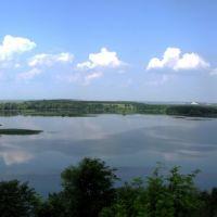 Заливы на СвиягеSvyaga river gulfs, Апастово