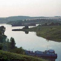 Куйбышевский затон / Kuybyshevskiy zaton (bay), Апастово
