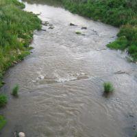 Река Казанка, Арск